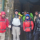 silly walkers at neels gap by hikerboy57 in Thru - Hikers