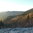 early morning frost by hikerboy57 in Trail & Blazes in North Carolina & Tennessee
