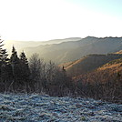 dawn in smokies