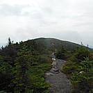 going over saddleback mountain