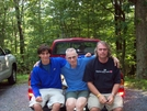 3 Generations Of Hikers Pt 2 by Furlough in Section Hikers