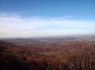 Westward View from Bears Den Overlook 1 Dec 07 by Furlough in Views in Virginia & West Virginia