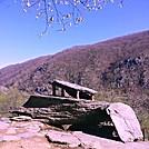 Jefferson Rock by Furlough in Trail & Blazes in Maryland & Pennsylvania