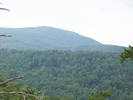 Mary's Rock From White Rocks Trail by Furlough in Trail & Blazes in Virginia & West Virginia