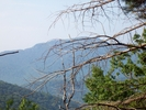 Old Rag from Hot Short Mtn Trail