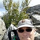 Rest Break on Blackrock Summit by Furlough in Trail & Blazes in Virginia & West Virginia