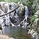 Rose River Falls by Furlough in Views in Virginia & West Virginia