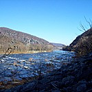 Shenandoah River on the way into Harpers Ferry Nov 2011 by Furlough in Trail & Blazes in Virginia & West Virginia