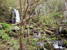 Upper Falls On Little Devils Staircase Trail by Furlough in Views in Virginia & West Virginia