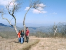Spotligt, Cam, & Talk on Siler Bald by camich in Section Hikers