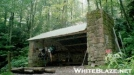 Cosby Knob Shelter by camich in North Carolina & Tennessee Shelters