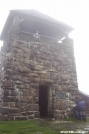Tower at Wayah Bald by camich in Views in North Carolina & Tennessee