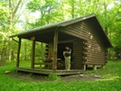 Birch Run Shelter; A Few Miles Before Hitting Pine Grove Furnace by livingXtreme in Maryland & Pennsylvania Shelters