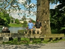 Me & My Friend Bob ( Im On The Right) In Boiling Springs, Pa; Trail Town by livingXtreme in Maryland & Pennsylvania Trail Towns