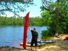Me & My Kayak In The Nj Pine Barrens by livingXtreme in Faces of WhiteBlaze members