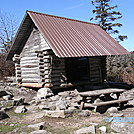 Thomas Knob Shelter by Doc Mike in Section Hikers