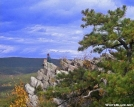Pole Steeple Oct 06 by Deerleg in Trail & Blazes in Maryland & Pennsylvania