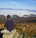 Jp On Bluff Mt by Deerleg in Trail & Blazes in Virginia & West Virginia