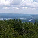 """Twin Lakes in Salisbury, Conn. from Race Mountain South """"Summit,"""" Mt. Washington, Mass. by Driver8 in Views in Massachusetts"""