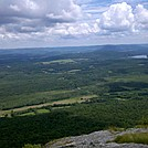 Housatonic Valley, Southeastward from North End of Race Mountain Cliff-Walk, Mt. Washington, Mass. by Driver8 in Views in Massachusetts