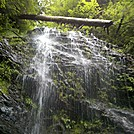 Falls at Deer Hill Trail, Mt. Greylock State Reservation, Massachusetts, July 3, 2011