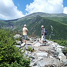 Across Tuckerman from Harvard Rock to Lion Head and Washington