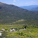 Harvard Rock and Mahoosucs from Boott Spur Trail by Driver8 in Views in New Hampshire