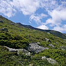 Boott Spur Ridgeline from Trail Above Tree-line by Driver8 in Views in New Hampshire