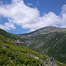 Tuckerman Ravine and Mt. Washington from Boott Spur Trail Just Above Tree-line by Driver8 in Views in New Hampshire