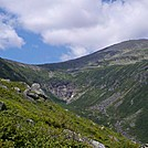 Tuckerman Ravine from Boott Spur Trail Just Above Tree-line (close-up) by Driver8 in Views in New Hampshire