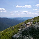 Southeastward from Boott Spur Trail Just Above Tree-line by Driver8 in Views in New Hampshire
