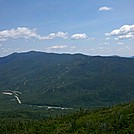 Wildcat Ski Area  from Boott Spur Trail Near Split Rock by Driver8 in Views in New Hampshire