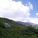 Mt. Washington Summit from Boott Spur Trail Near Split Rock by Driver8 in Views in New Hampshire