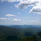 Southeasterly from Boott Spur Trail Just Above Treeline by Driver8 in Views in New Hampshire