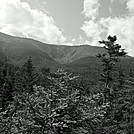 Huntington Ravine from Lowest Boott Spur Trail Overlook