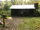 Derrick Knob Shelter by Pennsylvania Rose in North Carolina & Tennessee Shelters