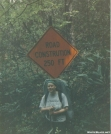 Road Constrution???? by Pennsylvania Rose in Trail & Blazes in North Carolina & Tennessee