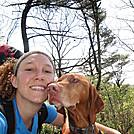 me and swayze :) by stonedflea in Thru - Hikers