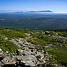 Katahdin from White Cap Mt.