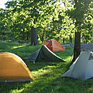 all of our tents