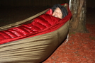 Gear Test by The Counselor in Hammock camping