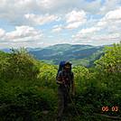 near sam's gap by mrcoffeect in Trail & Blazes in North Carolina & Tennessee