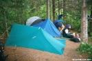 Nahmakanta Lake campsite by Lobo in Tent camping