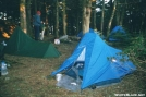 Roan Mt. Campsite by Lobo in Tent camping
