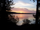 Sunrise At Antlers Campsite by Sarge in Views in Maine