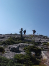 Backpacking Baldpate by Cool Hands in Views in Maine