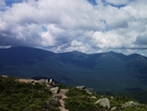 Presidential Range From Mount Hight by Cool Hands in Views in New Hampshire