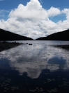 Clouds Above Speck Pond by Cool Hands in Views in Maine
