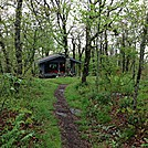 Tray Mountain Shelter