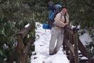 Three Forks 12/31/10 by jtken in Trail & Blazes in Georgia